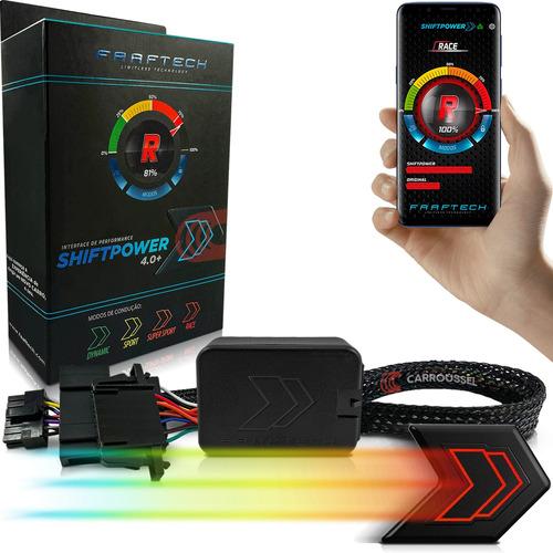 Módulo De Pedal Acelerador Shiftpower Faaftech Bluetooth App