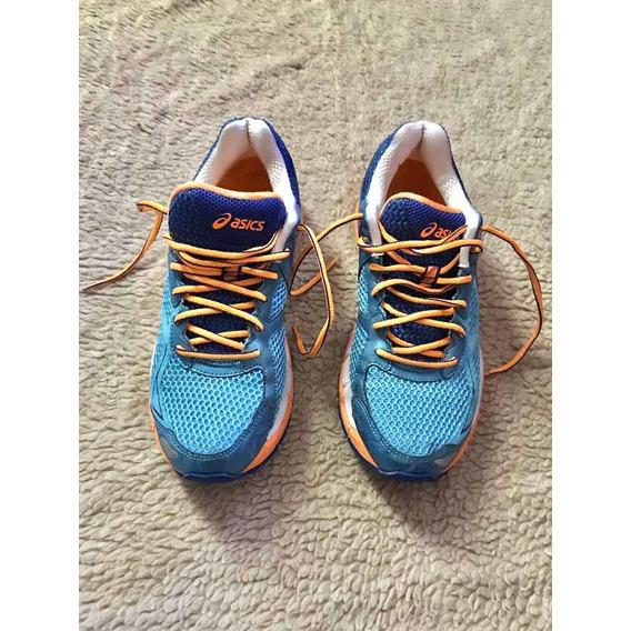 Zapatillas Asics Gel Modelo Gt2000 Running Training