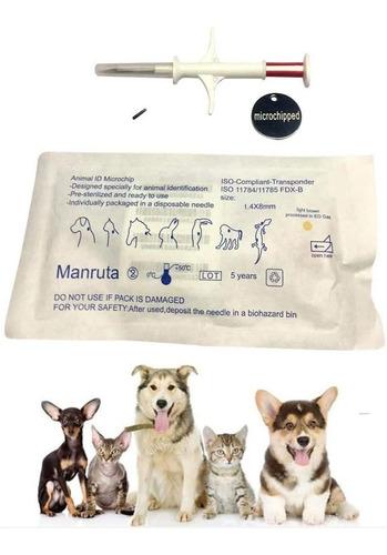 Microchips De Identificacion De Mascotas Para Perros Y ...