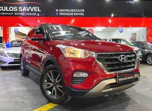 Hyundai Creta 1.6 Automática - 32 Mil Km