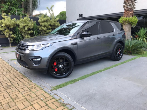 Land Rover Discovery Sport Hse - 7 Lugares