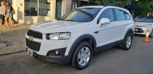 Chevrolet Captiva 2.4 Ls 4x2 7 Asientos 2015