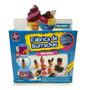 Brinquedo Kit Fabrica De Borrachas Sorvetes 100g Da Estrela