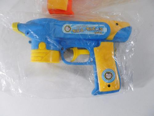 Pistola Lanza Tazos Pepsico Azul Nueva Liniers Envios Mp
