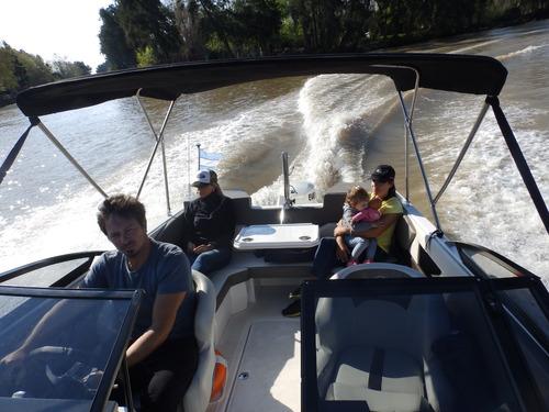 Lancha Open Klase A K180 Veni A Verla A Nautica Milione 13