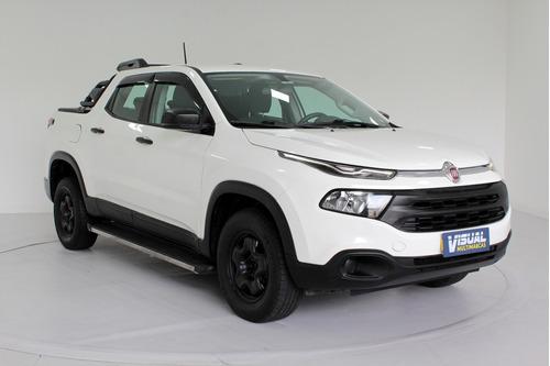 Fiat Toro 1.8 Freedom Flex 4p Automático 6m - 2018 - Branc