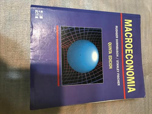 Macroeconomia Dornbusch Stanley Fischer 5 Ta Edicion