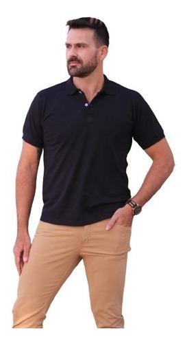 Camisa Polo Masculina - Lipt