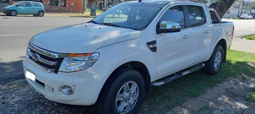 Ford Ranger Xls Dc  3.2 Manual 4x2 2015