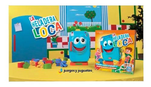 Juego De Mesa Heladera Loca