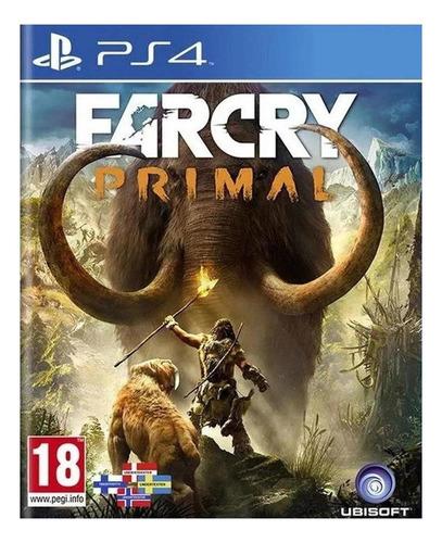 Far Cry Primal Standard Edition Ubisoft Ps4 Digital