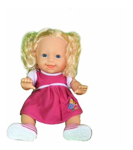 Muñeca Baby Bebe Gesticos