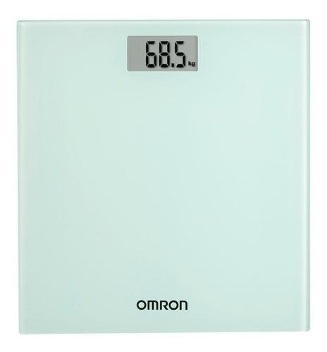 Balança Corporal Digital Omron Hn-289 Silky Grey