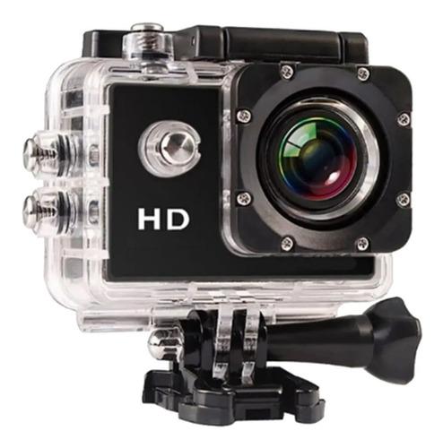 Câmera Filmadora Webcam Capacete Moto Esporte Mergulho
