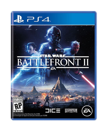 Star Wars Battlefront 2 Ps4 Disponible