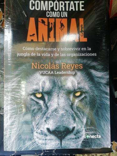 LibroComportarte Como Un Animal