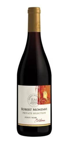 Robert Mondavi Private Selection Pinot Noir Tinto 2012