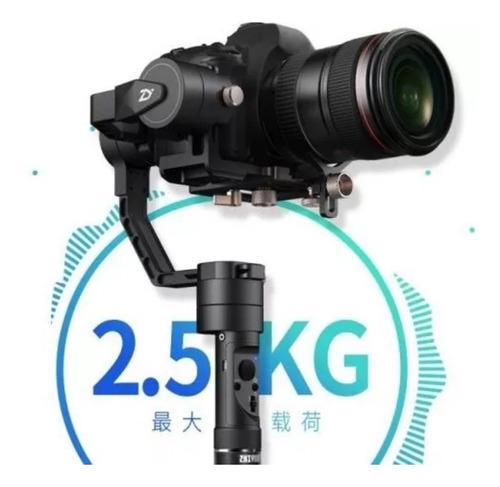 Estabilizador Eletrônico Gimbal Crane Plus Zhiyun