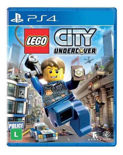 Lego City Undercover Standard Edition Warner Bros. Ps4 Físico