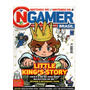 Revista Ngamer Brasil Nintendo Wii/ds Little Kings Story #24