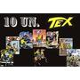 Kit 10 Hq Gibi Revista Tex A Escolher Brinde Imperdível