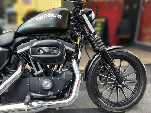 Harley Davidson Xl 883 N 2012