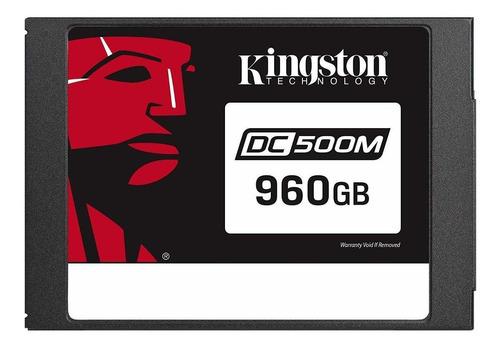 Disco Sólido Interno Kingston Sedc500m/960g 960gb