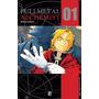 Fullmetal Alchemist 1 Edição De Luxo! Mangá Jbc! Lacrado!