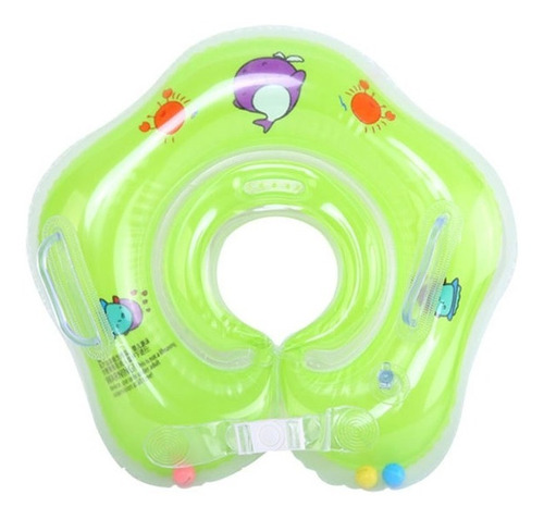 Flotador De Cuello Para Bebé Anillo De Natación