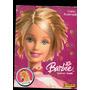 Álbum De Figurinhas Barbie Fashion Look Completo