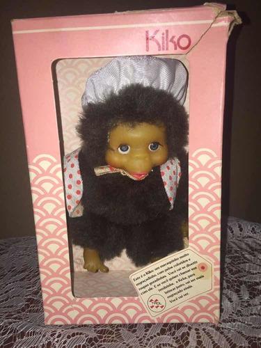 Boneco Da Trol Antigo Macaco Kiko