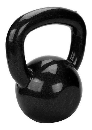 Kettlebell Emborrachado 6 Kg Treino Fitness Musculação