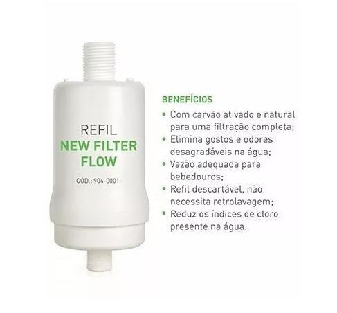 Filtro Refil New Super Flow Masterfrio Ibbl Begel Libel