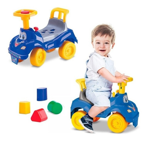 Totokinha Azul Cardoso Toys