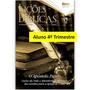 Revista Lições Bíblicas Adulto Aluno Escola Dominical
