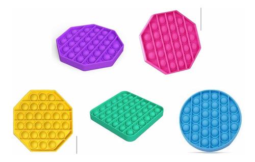 Push Pop Juguete Sensorial Antiestres Niños/adultos Popit