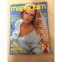 Revista Manequim 11 Vestido Saia Macacão Florais Decote H083