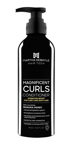 Acondicionador Martha Debayle Magnificent Curls 450 Ml