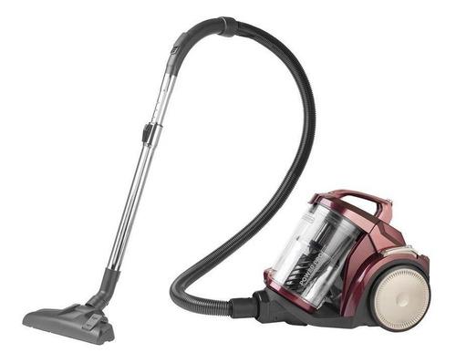 Aspiradora Extractora Black+decker Power Pro Cyclonic Vcbd8090 3l  Roja Y Negra 220v