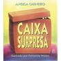 Livro Caixa Surpresa Carneiro, Angela