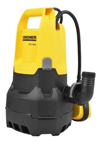 Bomba Submersível Água Suja Sp 3 Dirt Karcher
