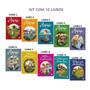 Coleção 10 Livros Anne With An E Serie Netflix Green Gables