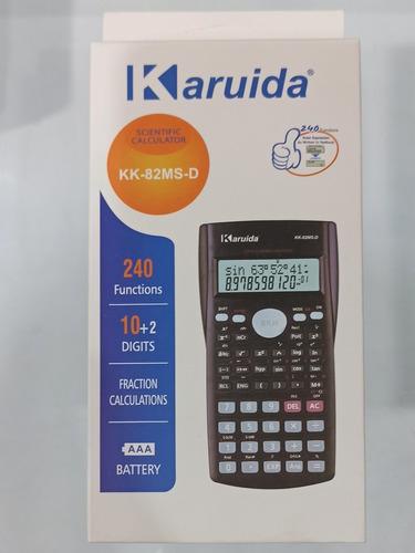 Calculadora Científica Karuida 240 Funciones