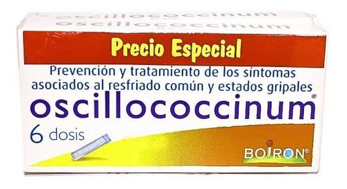 Oscillococcinum 12 Unidades - Unid - Unidad a $3342