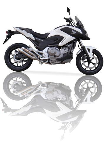 Ponteira Esportiva Nc700 Ixil L3x Bombachini Motos Original