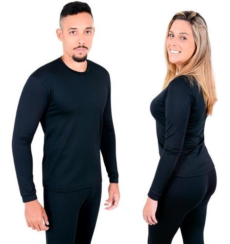 Blusa E Calça Segunda Pele Térmica Frio Intenso Profission