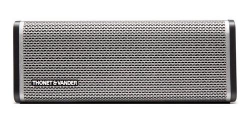 Parlante Thonet & Vander Frei Portátil Con Bluetooth Gray