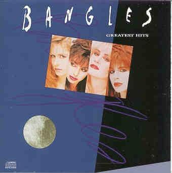 Cd Bangles - Greatest Hits Original