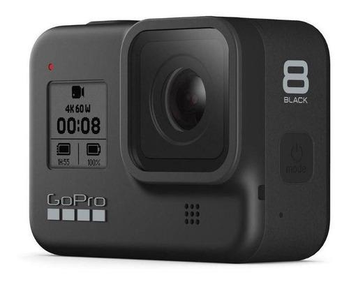 Câmera Digital Gopro Hero 8 Black 4k Wifi Esportiva - Rfb