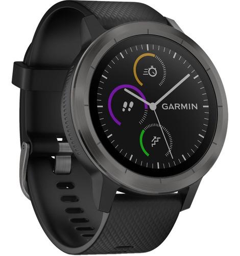 Relógio Garmin Vivo Active 3 - Fosco
